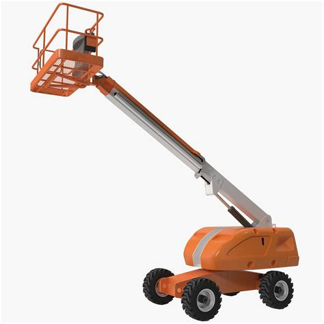 Cherry Picker Machine by Cherry Picker 3d 3ds