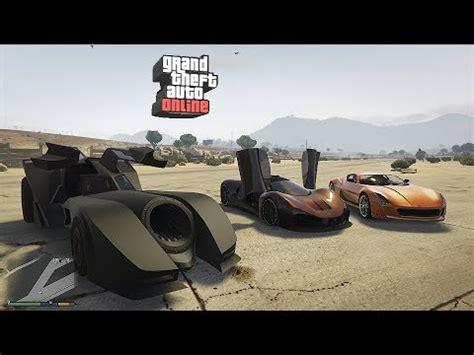 gta online smuggler's run dlc all cars gameplay, new