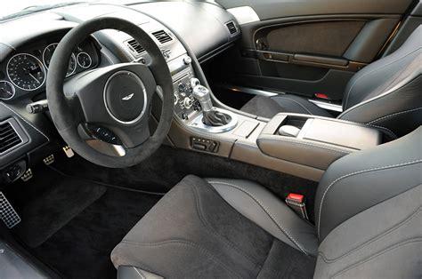 aston martin v12 zagato interior aston martin v12 vantage interior 1