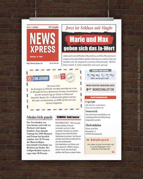 Hochzeitseinladung Selber Drucken by Drucke Selbst Lustige Hochzeitseinladung Kostenlos Zum