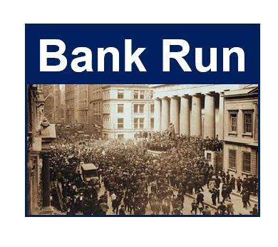 bank rund bank run definition and meaning market business news