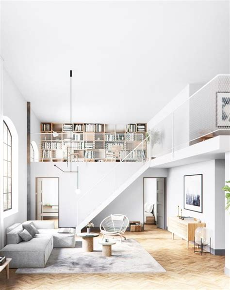 Amazing Interior Design Ideas 15 Amazing Interior Design Ideas For Modern Loft Futurist Architecture
