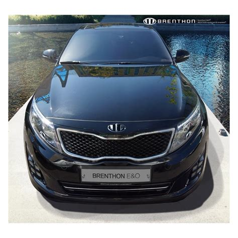 Kia Optima Badges Brenthon Emblem Set K5 Optima