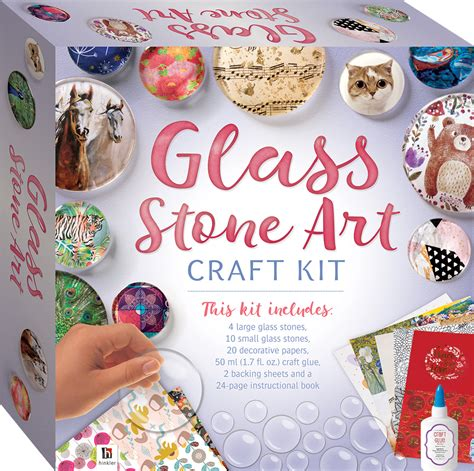 arts and craft kits for glass craft small kit craft kits craft adults hinkler
