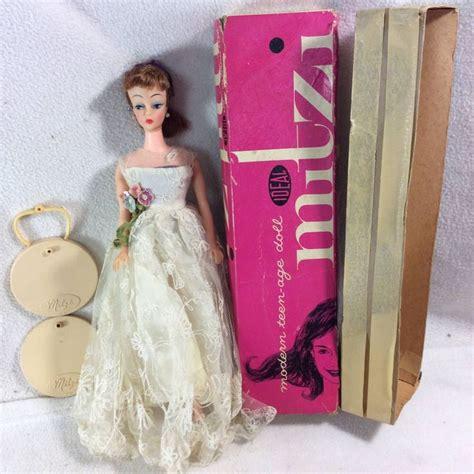 396 best images about barbie vintage on pinterest vintage brunette ideal mitzi doll in halina s doll