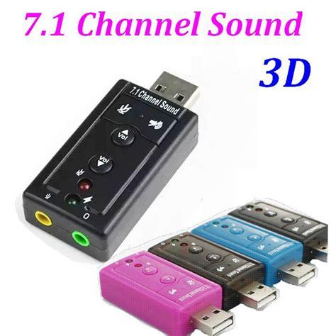 K04 Usb 71 Channel Sound Card Usb External Adapter Portable M aliexpress buy external usb to 3d audio usb sound card adapter 7 1 channel professional