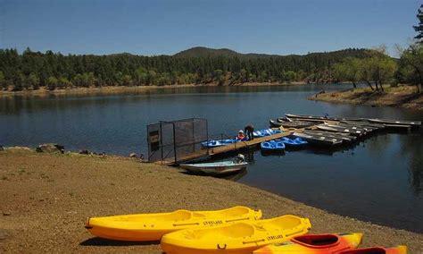 fishing boat rentals az lynx lake arizona fishing cing boating alltrips