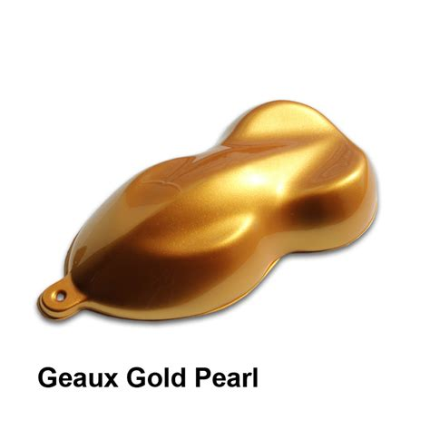 thecoatingstore pgc g447 geaux gold pearl basecoat color thecoatingstore
