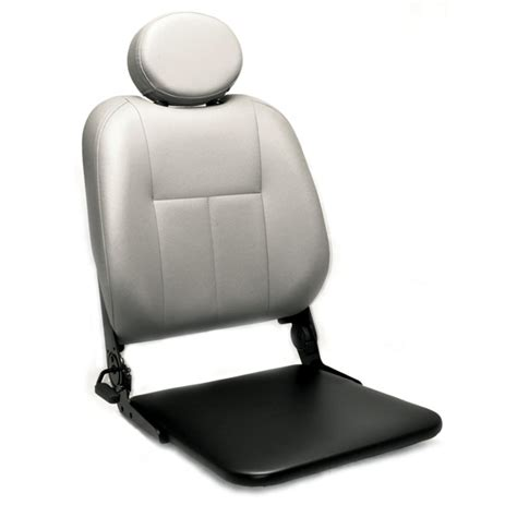 Limited Recline Seat by Hi Back Deluxe Contour Limited Recline Solid Seat Pan