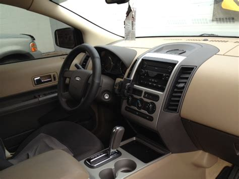 2007 Ford Edge Interior by 2007 Ford Edge Pictures Cargurus