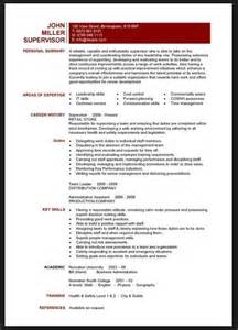 Resume Exles With Skills Section by Skills Section Of Resume Free Resume Templates