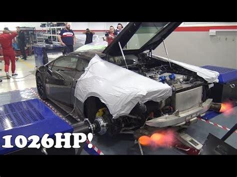 Fastest Stock Lamborghini World S Fastest Stock Engine Lamborghini Huracan Hits The