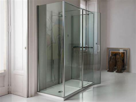 cristallo doccia prezzi box doccia cristallo bagno la doccia in cristallo