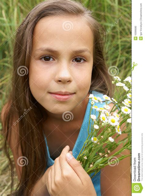 preteen photo preteen girl on grass background stock photo image 10399580