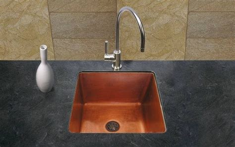 How To Clean Copper Sink by Kitchen Sinks Info How To Clean Your Copper Kitchen Sink