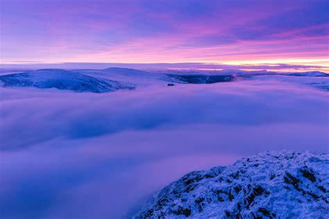 images horizon snow winter cloud sky sunrise