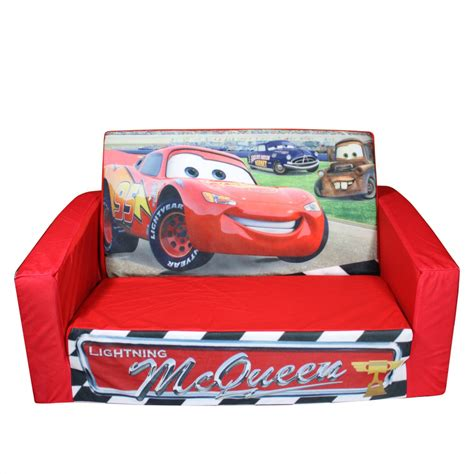 disney cars sofa bed lightning mcqueen sofa lightning mcqueen sofa bed