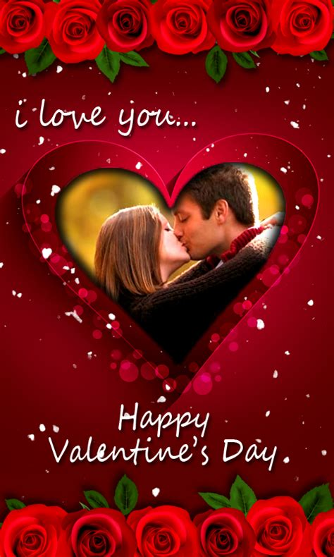 valentines app s day photo frames hd