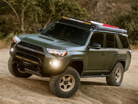 4runner Trd Pro Colors by 2018 Trd Pro Colors Cement Page 3 Toyota 4runner