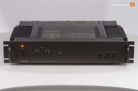 P Da 9060 technics se 9060 power lifier for sale