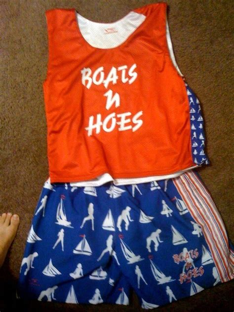 boats and hoes band name boats n hoes summer club team uniforms lacrosse playground