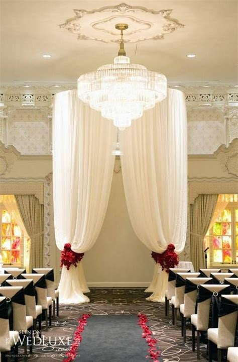 Wedding Ceremony Draping by Ceremony Draping Weddings