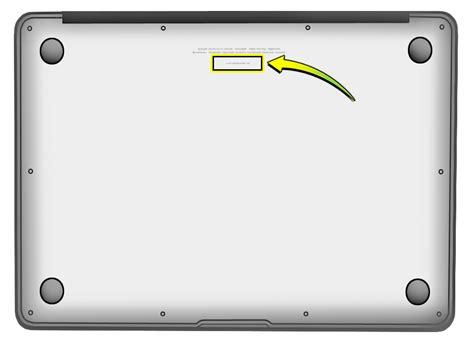Macbook Air Di Emax macbook air come individuare il numero di serie supporto apple
