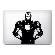 Macbook Aufkleber Ironman by Stickers Macbook Pour Personnaliser Votre Macbook Air Et Pro