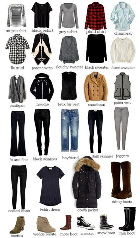 Mix And Match Wardrobe Pieces by 25 Best Capsule Wardrobe Winter Trending Ideas On