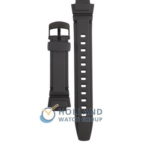 casio rivenditori cinturino casio 10212268 rivenditore ufficiale orologio it