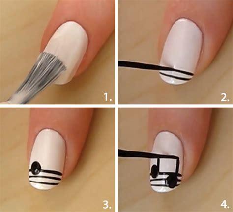 gelnagels stap voor stap stap voor stap lakken www nails co