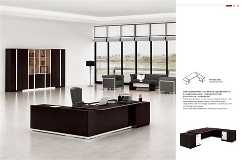 melamine office furniture director desk furniture