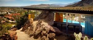 Mountain Home Interiors albert frey house ii palm springs