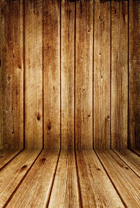 emulational pine plank printed backdrops  baby photo