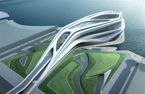 design concept uae abu dhabi building arts centre e architect
