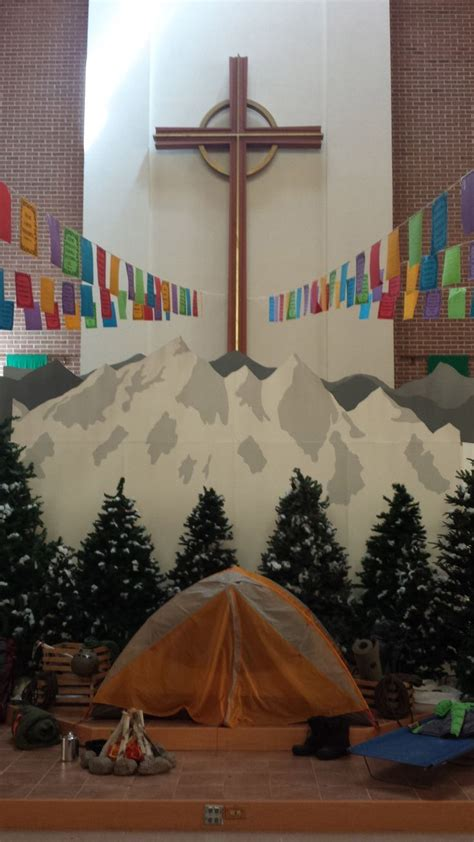 Decorating Ideas For Everest Vbs 25 Best Ideas About Everest Vbs On Jungle