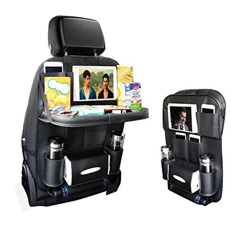 New 2017 Car Seat Organizer Tas Mobil Organizer Multifungsi Blkg Jok 187 2017 new backseat car organizer for baby stroller kid travel accessories tablet