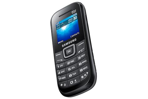 unlocked gsm phone samsung gt e1205 basic color bar style phone unlocked excellent condition used cell phones