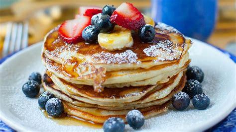 fluffy pancakes recipe get cracking