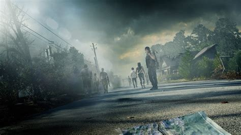 wallpaper abyss the walking dead the walking dead full hd fondo de pantalla and fondo de
