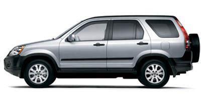 2005 Honda Crv Models 2005 Honda Cr V Values Nadaguides
