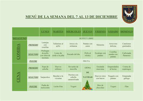 del 07 de diciembre al 13 de diciembre del 2015 men 250 del 7 al 13 de diciembre residencia san juan