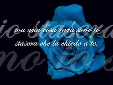 una rosa zarrillo testo una rosa