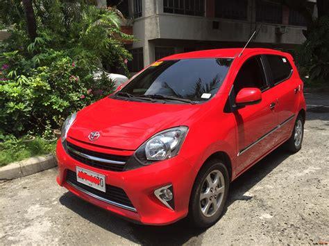 toyota philippines toyota wigo 2016 car for sale metro manila philippines
