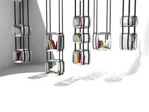 Hanging Bookcase Hanging Bookcase Design By Adrien De Melo Upside Down