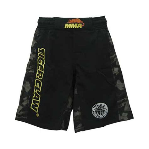 tiger claw mma shorts low price of 35 77