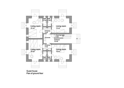 technical drawing house plans maisons d h 244 tes plans tarab institute france