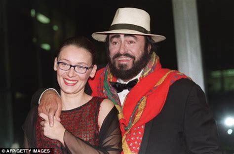 nicoletta mantovani pavarotti pavarotti s widow nicoletta mantovani learns a harsh