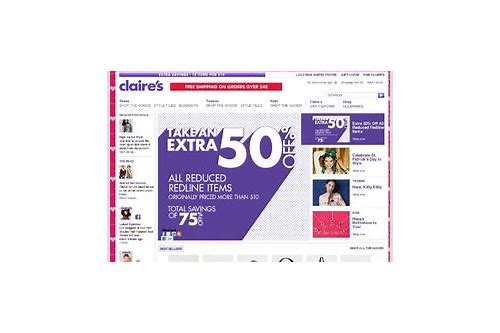 claire's canada free shipping coupon