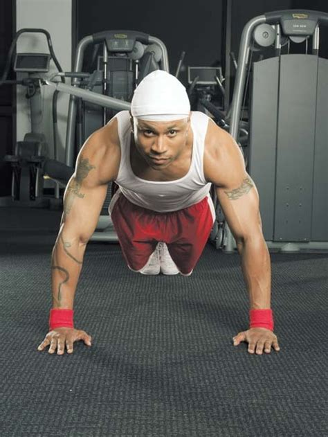 tyler bingham bench press ll cool j s platinum workout an inside look at his